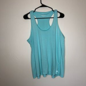 Vineyard Vines Performance Blue Tank Top